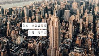 NEW YORK CITY // My First Google Event!