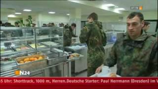Im Gleichschritt Marsch - Rekruten bei der Bundeswehr part 1