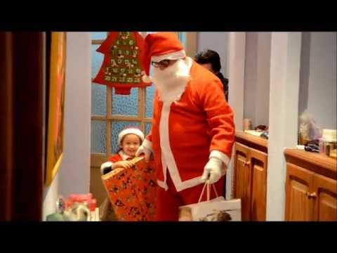 Ông già Noel đến nhà Camilla ThyThy