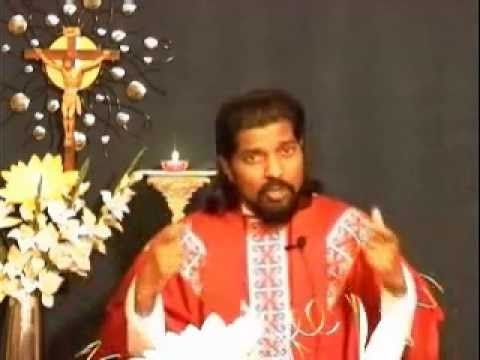 Live a Holy Life in Jesus Message by Fr.Paul Robinson