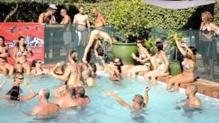 Le Mas Des Escaravatiers Pool Party 2011