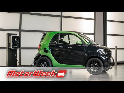 First Look: 2017 smart fortwo electric drive