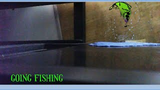 GOING FISHING A Stop motion Animation by xiakeyra plastilina