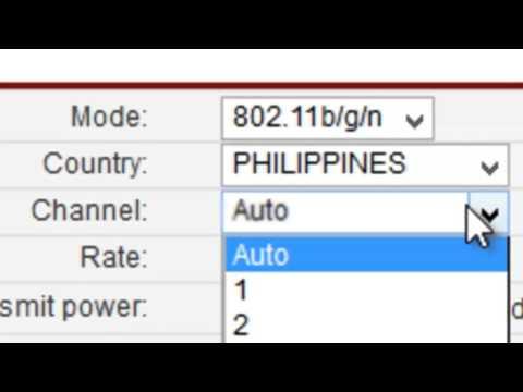 How To Configure A Huawei EchoLife HG521 Modem Router Wi Fi Setup HD