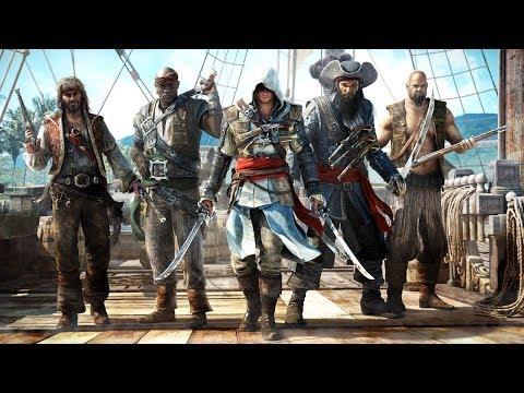 Assassin s Creed IV Black Flag Gold Edition Unlock DLC