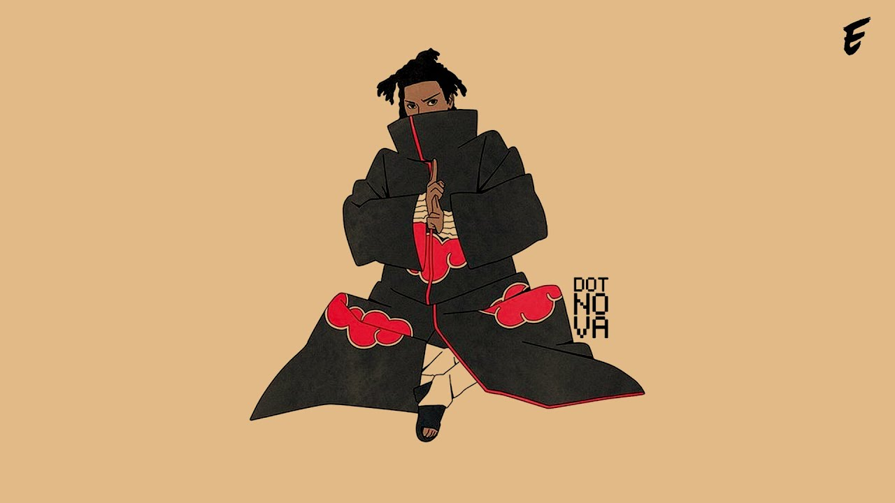 Evil AKATSUKI but they from COMPTON type beat.