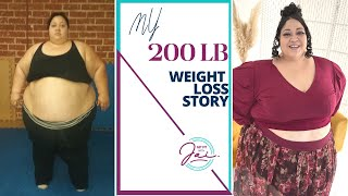 My 600lb Extreme Weight Loss Journey
