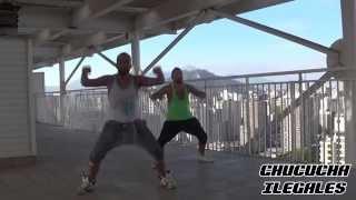 Ilegales - Chucucha (Zumba Fitness con Edu y Coke)