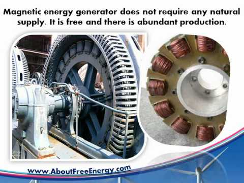 Free Energy Producing Devices