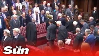 Lords pass bill to block no-deal Brexit