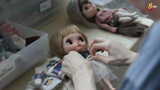 晨光|玩物壮志:小布娃娃摇身一变 成网络时尚美女 - YouTube