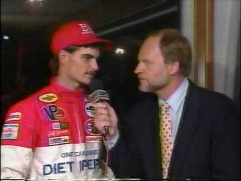 1991 Jeff Gordon interview and highlights from a 3-race weekend.