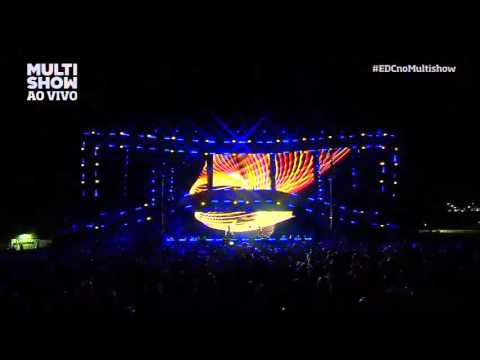 Marc Houle Live EDC Brasil 2015