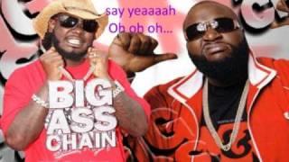 "T-Pain feat. Rick Ross - ""Rap Song"" LYRICS"