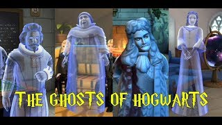 Harry Potter Hogwarts Mystery The Ghosts Of Hogwarts