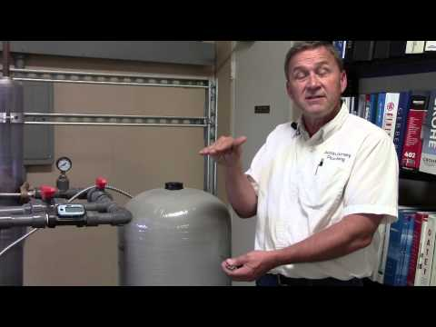 Checking the pressure on your pressure tank
