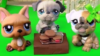 Backyard Burgers - Mommies Part 20 Littlest Pet Shop Series Movie Lps Mom Babies