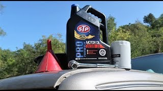 How to Change Your Oil (COMPLETE Guide) - EASY