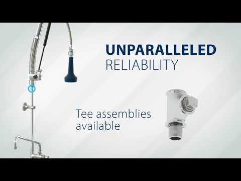 T&S DuraPull: Innovation In Pre-Rinsing