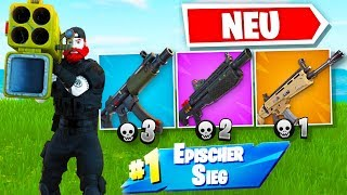 Legendäre Quad Launcher Challenge in Fortnite 🔥