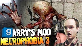 Garry's mod Necrophobia 3 ► КООПЕРАТИВНЫЙ ЮМОРИСТИЧЕСКИЙ ХОРРОР