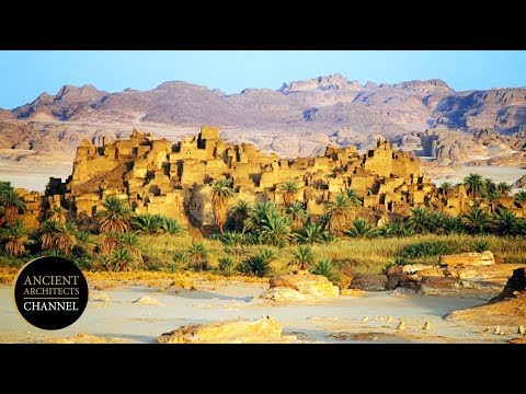 A Mysterious Lost City in the Sahara Desert | Ancient Architects