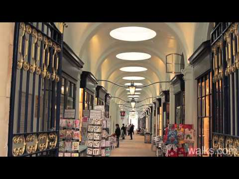 A VILLAGE IN PICCADILLY - London Walks