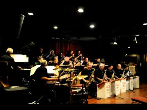 The Street Where You Live by the Ron Davis Big Band