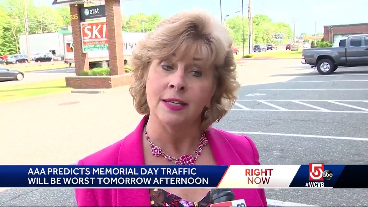 Traffic on Memorial Day: Here's what 37.6 million road trippers can expect