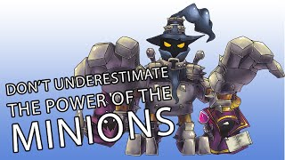 Don't Underestimate The Power Of The Minions
