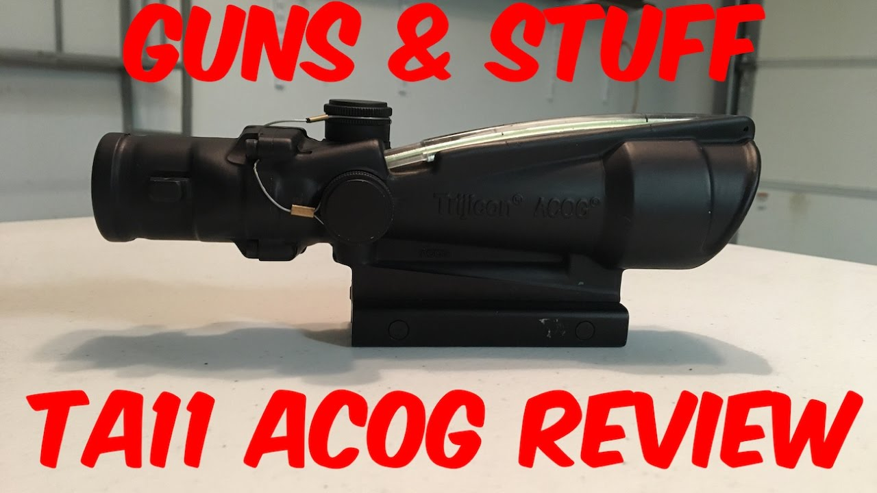 TA11 ACOG honest review after 1 1/2 years
