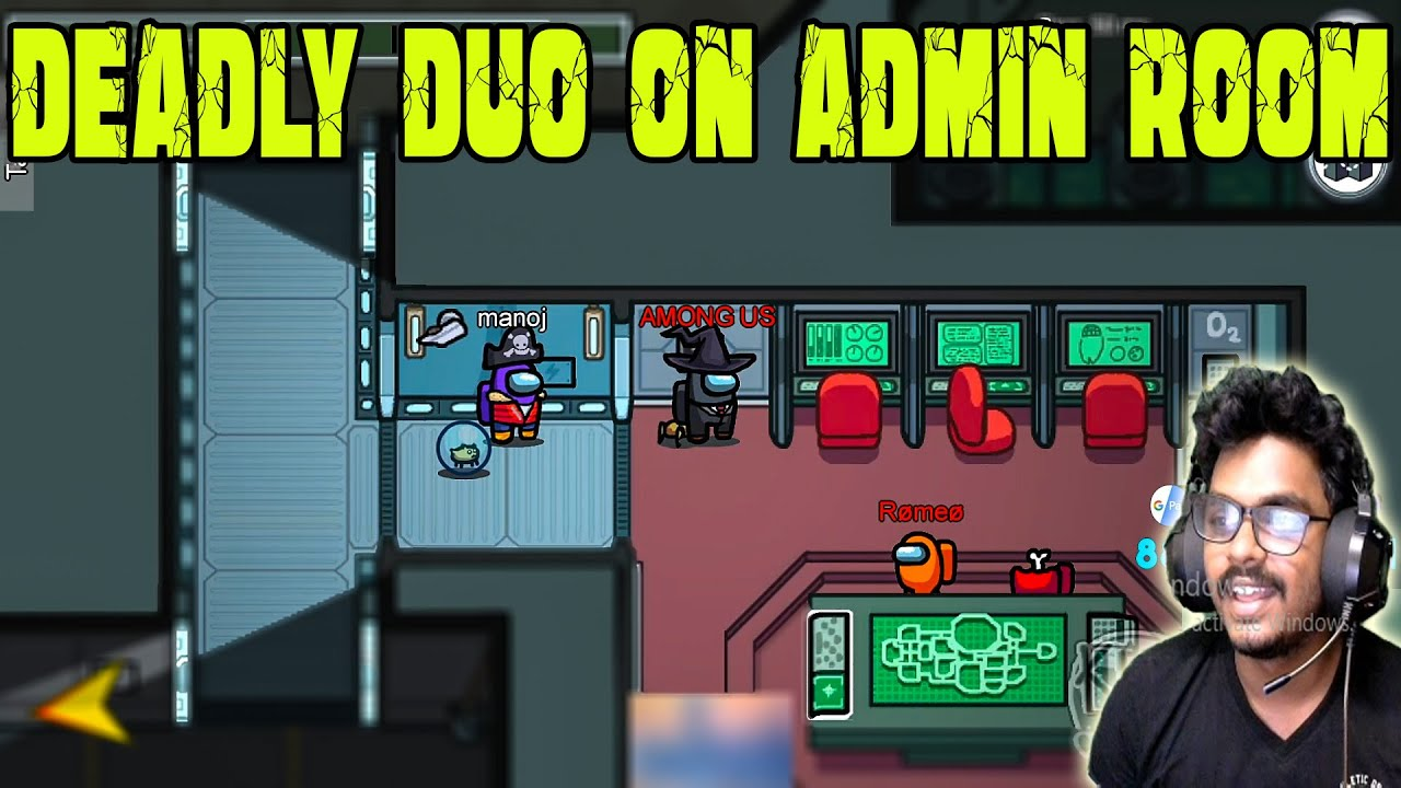 Download Deadly Duo - Among US Vera Level Acting #PassionOfGaming