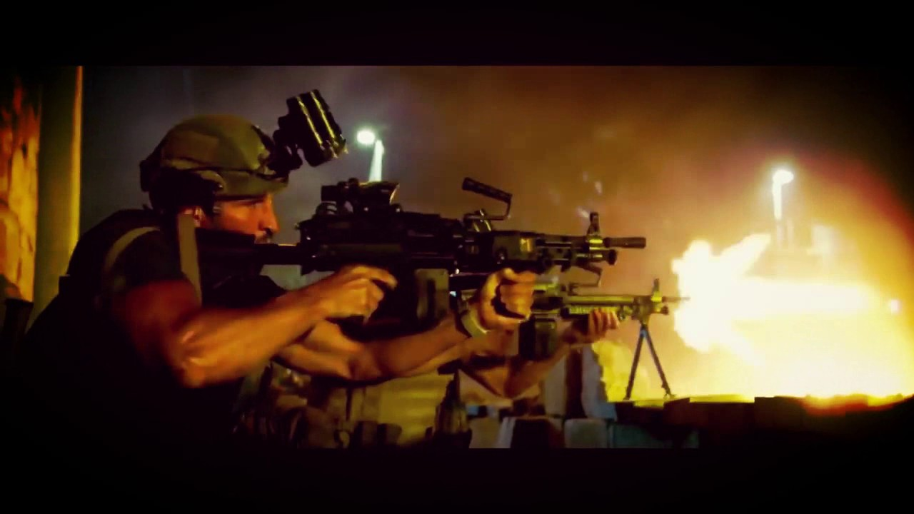 Special Forces – Best fight scenes – Opening Assault Scene