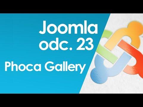 [Joomla] #23 Phoca Gallery