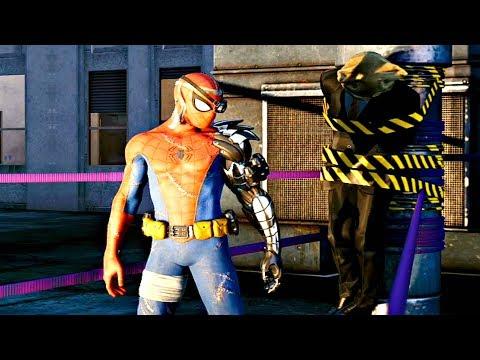 Spider-Man PS4 - All Recorder Tapes & Yuri Becomes Serial Killer (Silver Lining DLC) Secret Scene