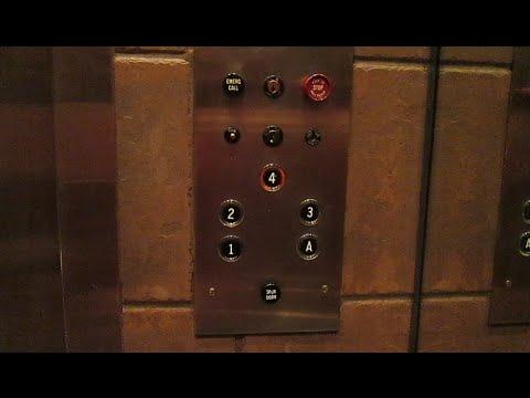(2016 Take) Otis Lexan Traction Elevator @ UMB Bank in Colorado Springs, CO
