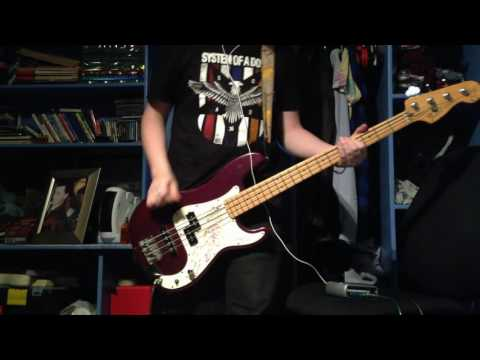 Sum 41 - The Hell Song Bass Cover mp3