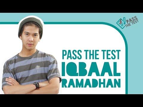 Iqbaal Ramadhan Main Kuis Pengetahuan Umum. Jujur Banget!