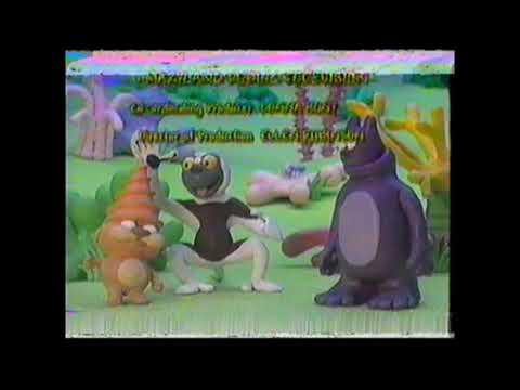 Discovery Kids Latinoamérica - Créditos Zoboomafoo + Enseguida - Febrero 2006