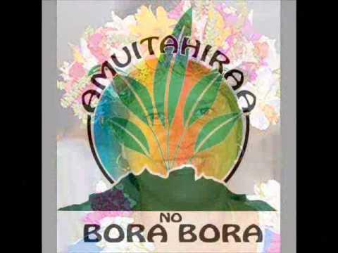 AMUITAHIRAA NO BORA BORA à l'antenne de RADIO BORA
