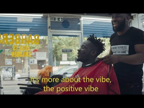Inside the go-to barbershop for Premier League footballers a