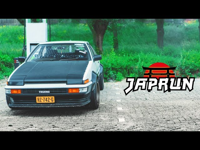 JAPRUN - Daytrip 2019 - Aftermovie - Gl4ever08