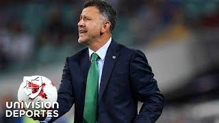 """Juan Carlos Osorio y sus ocho cambios: """"Era un riesgo y yo lo asumo, pero estoy contento"""""""
