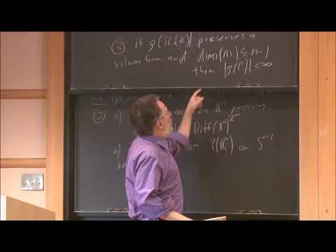 Recent Progress on Zimmer's Conjecture - David Fisher