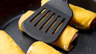 Только так надо готовить ветчину и конечно не забудьте про сыр Appetitno TV