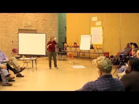 CTU Hosts Non-Violent Civil Disobedience Training