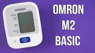 Розпакування OMRON M2 Basic з адаптером