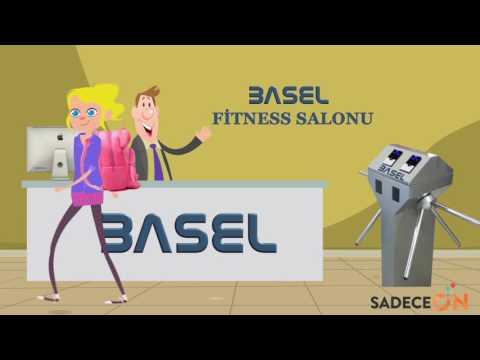 Basel Fitness Salonu Animasyon Filmi