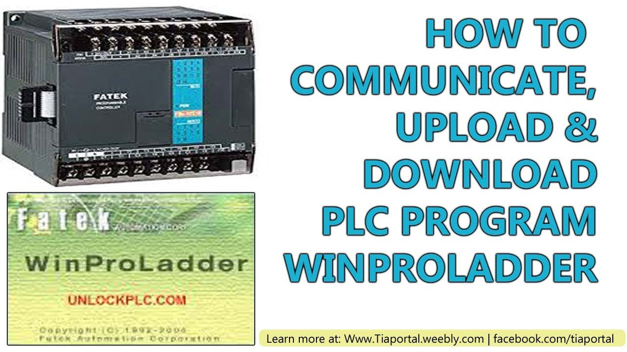 How to use counters in winproladder & plc programming learn.