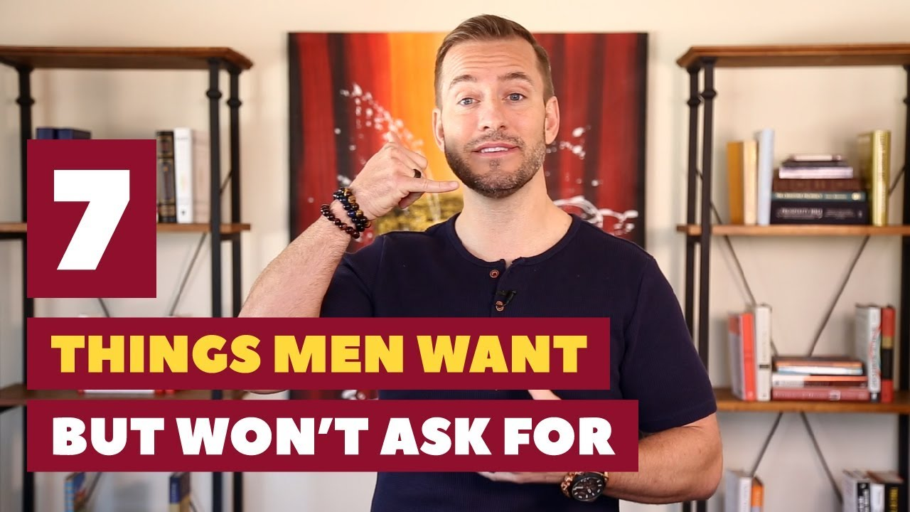 7 things know about men who model